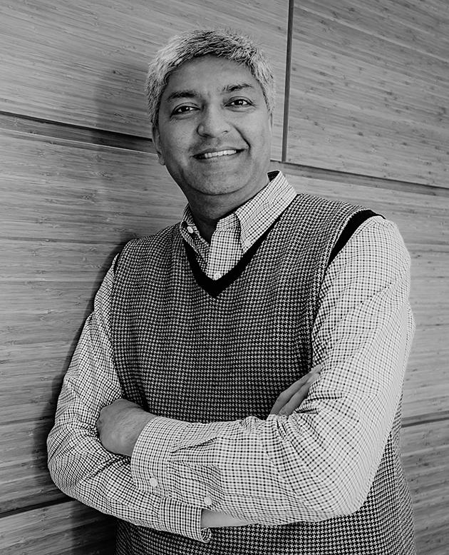 Dinesh Ramanathan, Ph.D.
